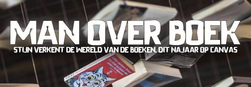 Man over Dinges #DeMening #DSAvond