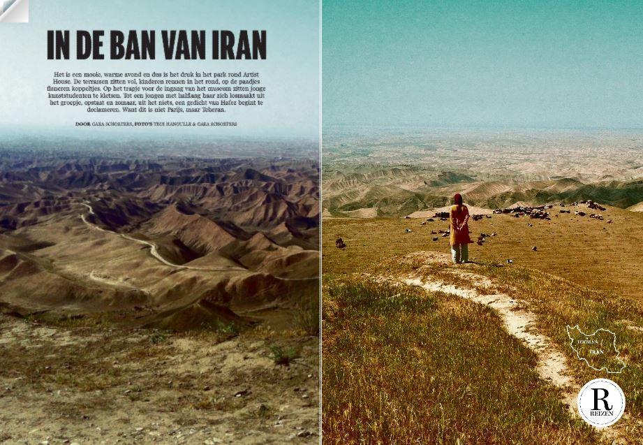 In de ban van Iran