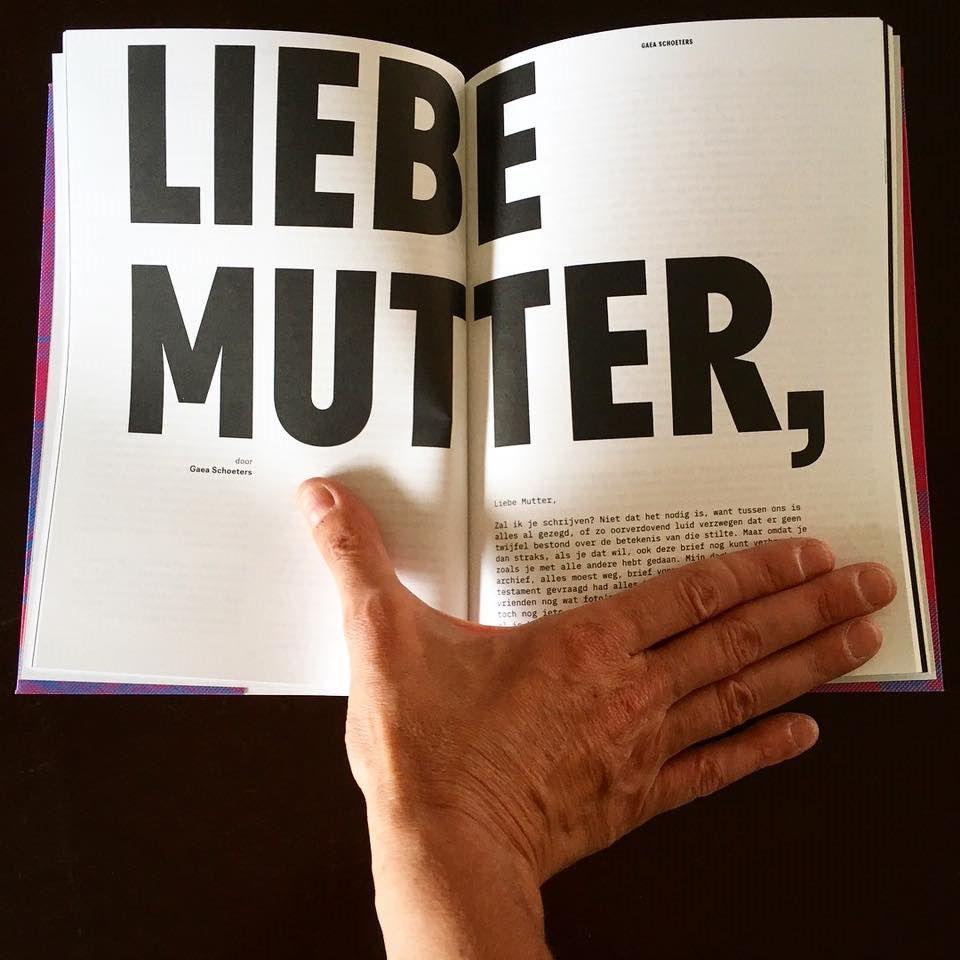 Annemarie Schwarzenbach #brievenuithethiernamaals #DEM