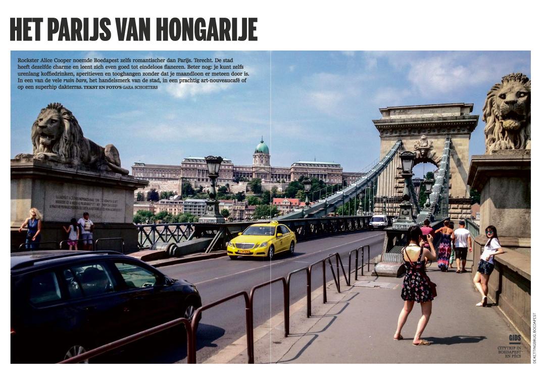 het Parijs van Hongarije #DSREIZEN