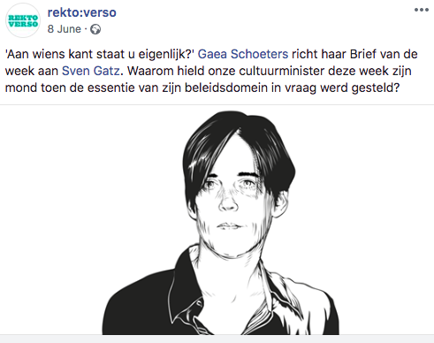 brief aan sven gatz #rektoverso (en alle antwoorden)