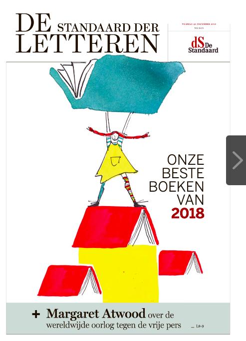 de beste boeken van 2018 #DSLETTEREN