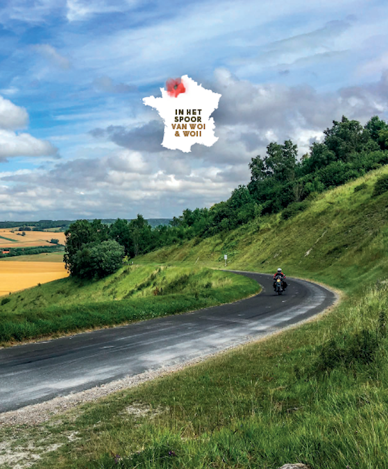 Een kleine veldtocht van 1500 km #motorenentoerisme
