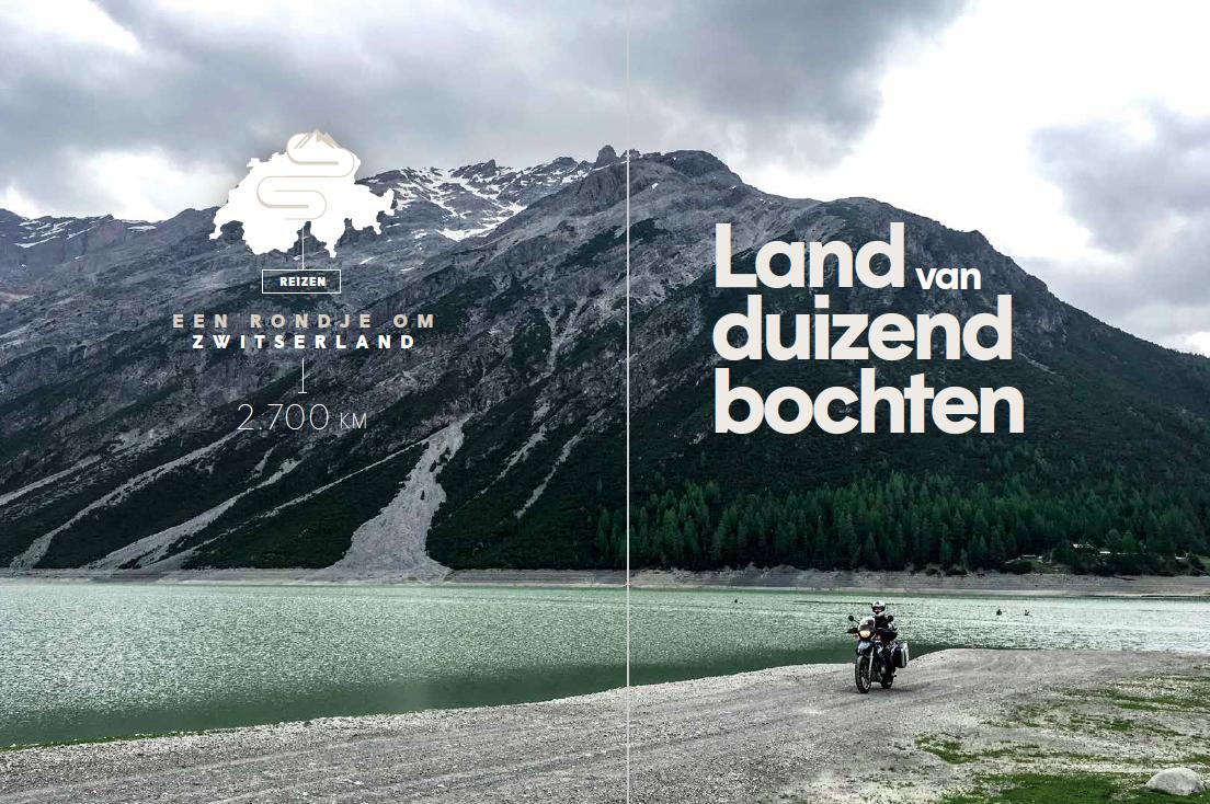 De ronde van Zwitserland #reisverslag