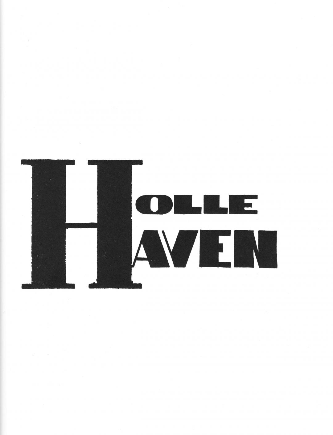 Holle Haven / Besmette Stad