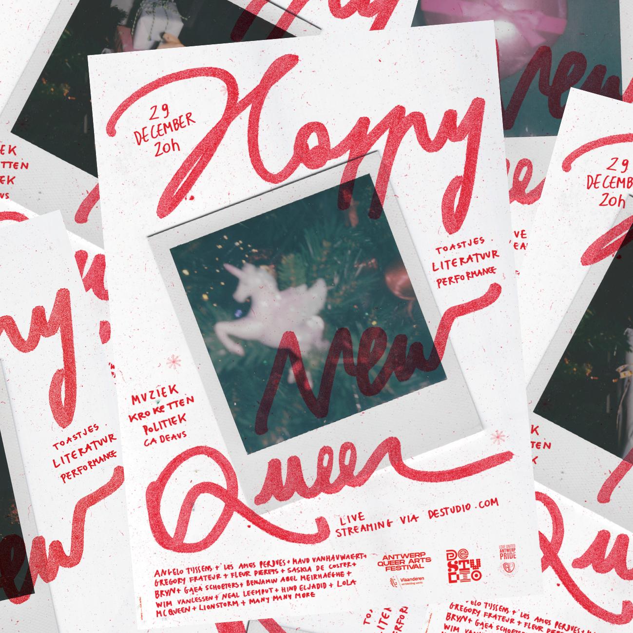 nieuwjaarsbrief #happynewqueer