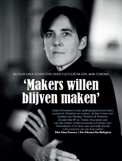 makers willen blijven maken #markantmagazine